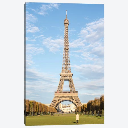 Tour Eiffel, Paris Canvas Print #TEO721} by Matteo Colombo Canvas Art Print