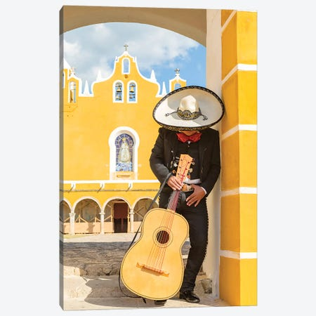 Mexican Mariachi Canvas Print #TEO776} by Matteo Colombo Canvas Art Print