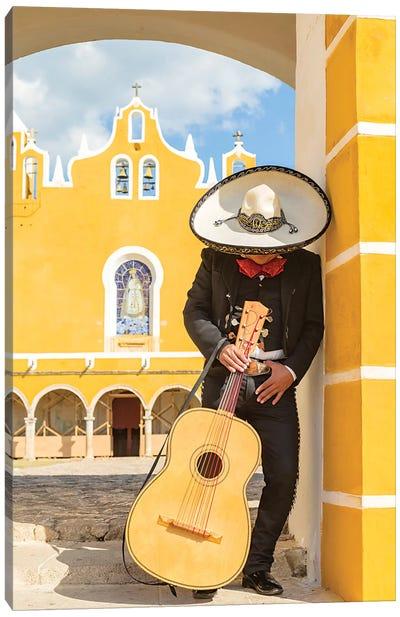 Mexican Mariachi Canvas Art Print