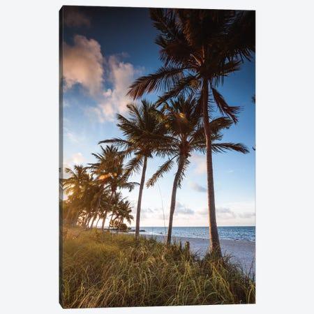 Beach Sunrise, Key West II Canvas Print #TEO825} by Matteo Colombo Canvas Art Print