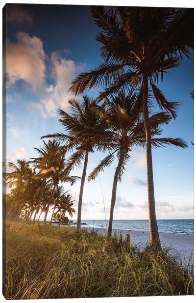 Beach Sunrise, Key West II Canvas Art Print