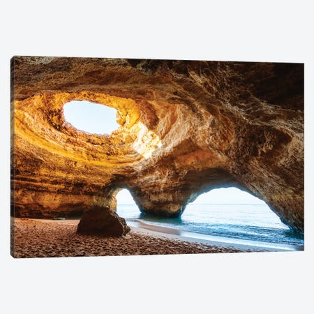 Into The Cave Ii Canvas Print #TEO829} by Matteo Colombo Canvas Wall Art