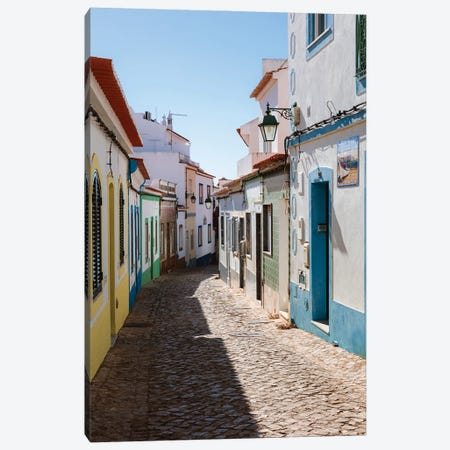 Portuguese Village Canvas Print #TEO830} by Matteo Colombo Canvas Art Print