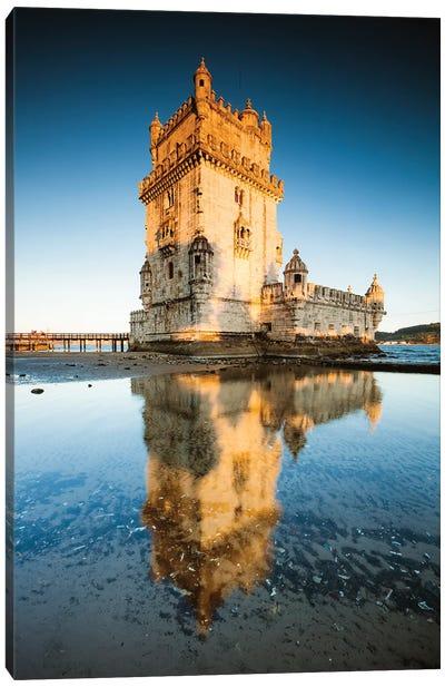 Belem Tower, Lisbon Canvas Art Print