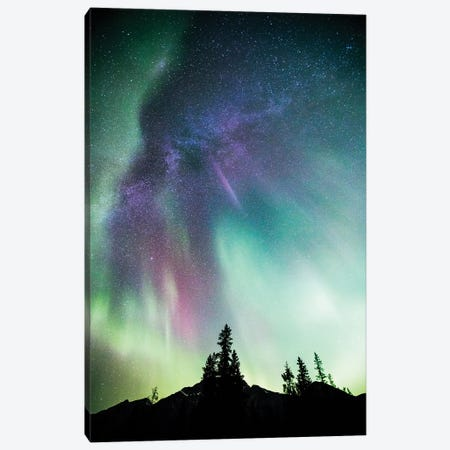 Aurora In Jasper I Canvas Print #TEO866} by Matteo Colombo Canvas Art Print