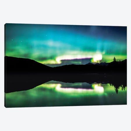 Aurora In Jasper Ii Canvas Print #TEO867} by Matteo Colombo Canvas Print