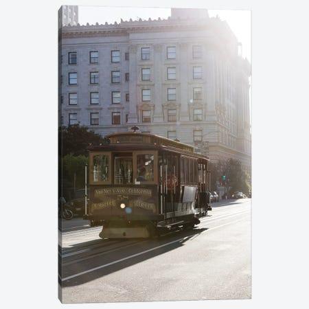 San Francisco Tram Iii Canvas Print #TEO890} by Matteo Colombo Canvas Art Print