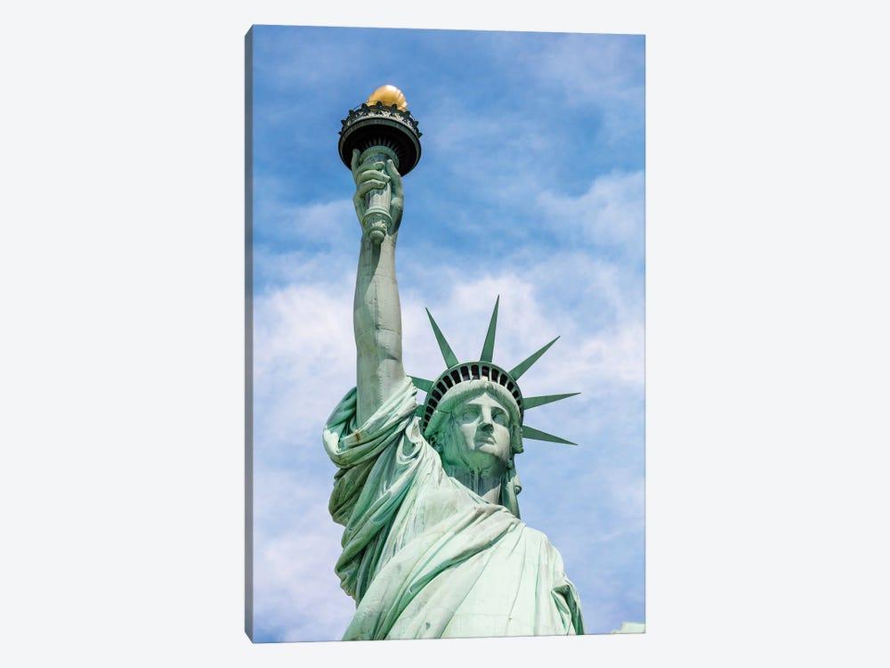 Lady Liberty by Matteo Colombo 1-piece Canvas Wall Art