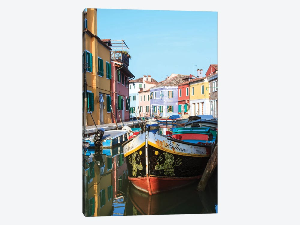 Murano, Venice I by Matteo Colombo 1-piece Canvas Art Print