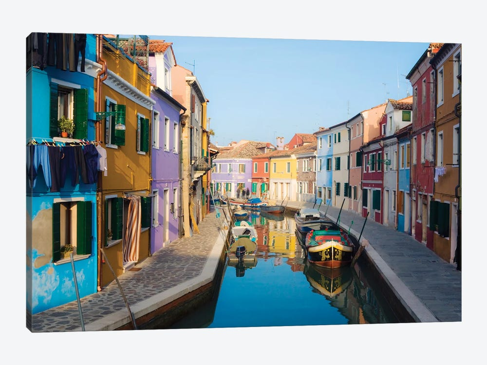 Murano, Venice II by Matteo Colombo 1-piece Canvas Artwork