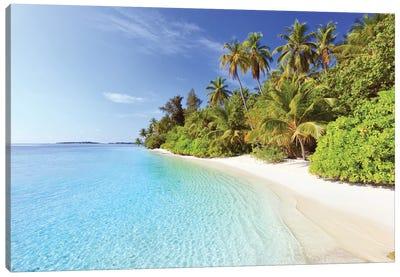 Dream Island I Canvas Art Print