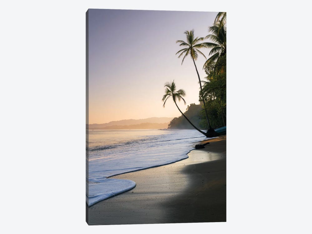 Sunset At The Beach, Bahia Drake, Osa Peninsula, Costa Rica by Matteo Colombo 1-piece Art Print