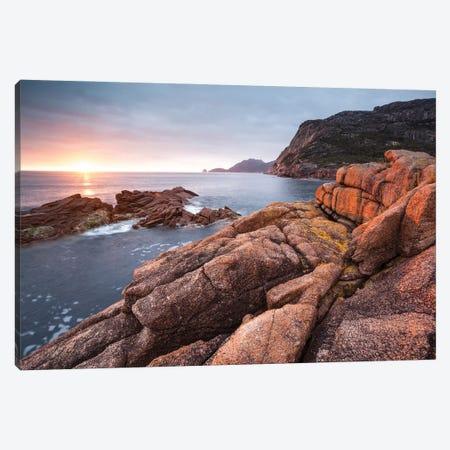 On The Coast Of Tasmania Canvas Print #TEO938} by Matteo Colombo Canvas Wall Art