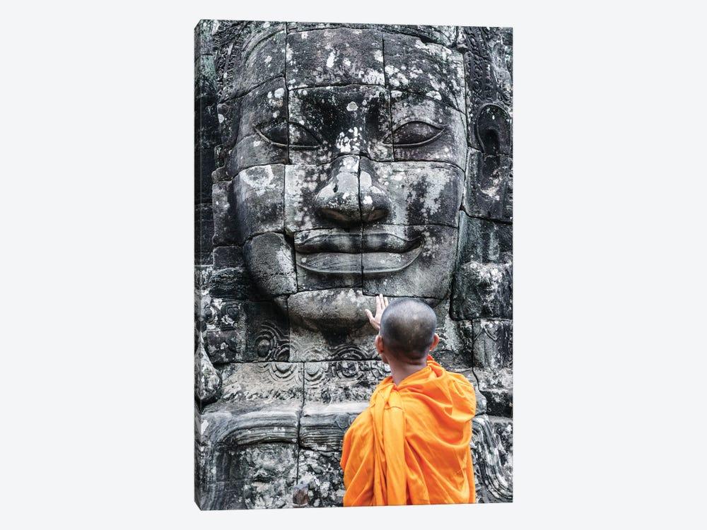 Monk, Angkor Wat I by Matteo Colombo 1-piece Canvas Artwork