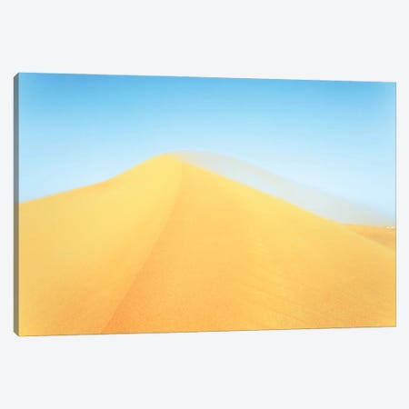 The Empty Quarter Canvas Print #TEO966} by Matteo Colombo Canvas Art