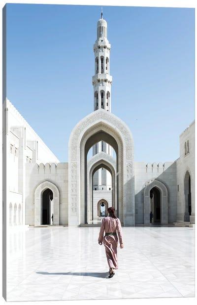 Destination Oman Canvas Art Print