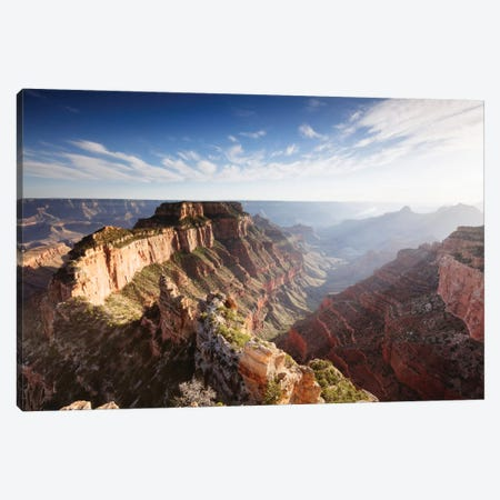 Sunset, Cape Royal, Grand Canyon National Park, Arizona, USA Canvas Print #TEO96} by Matteo Colombo Canvas Art