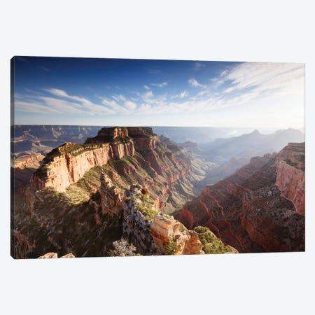 Sunset, Cape Royal, Grand Canyon National Park, Arizona, USA Canvas Print #TEO96} by Matteo Colombo Canvas Art