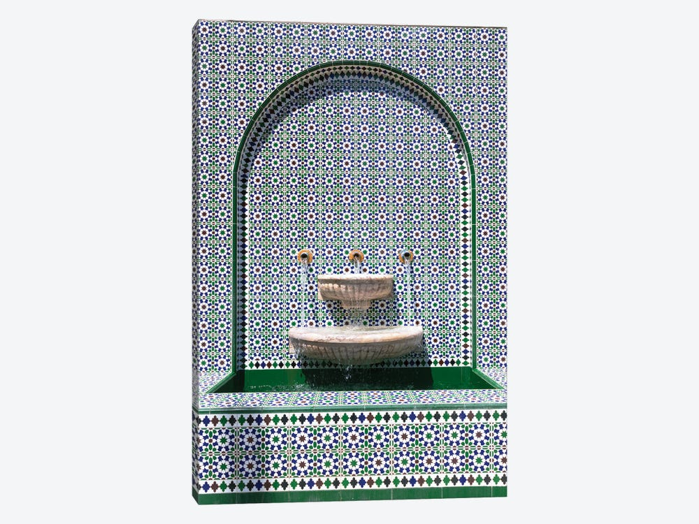 At The Mosque by Matteo Colombo 1-piece Art Print