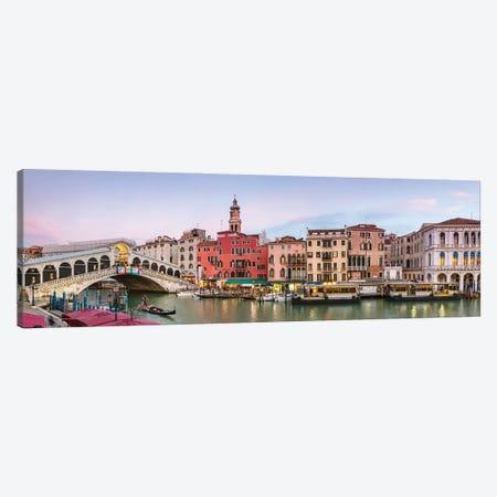 Romantic Venice II Canvas Print #TEO983} by Matteo Colombo Art Print