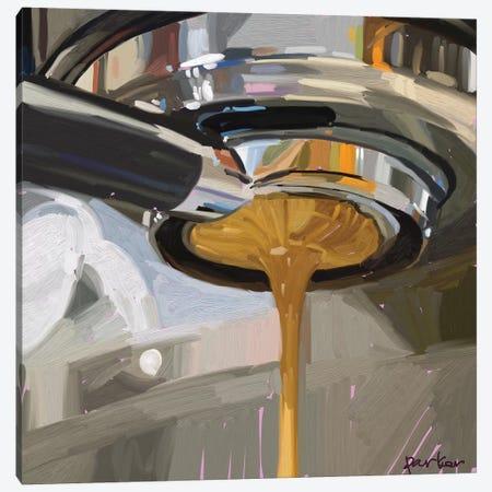 Espresso Canvas Print #TEP11} by Teddi Parker Canvas Art
