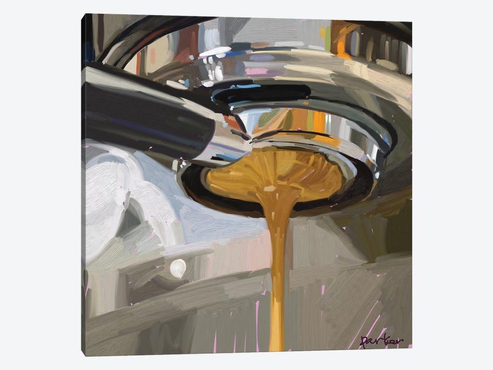 Espresso by Teddi Parker 1-piece Canvas Print