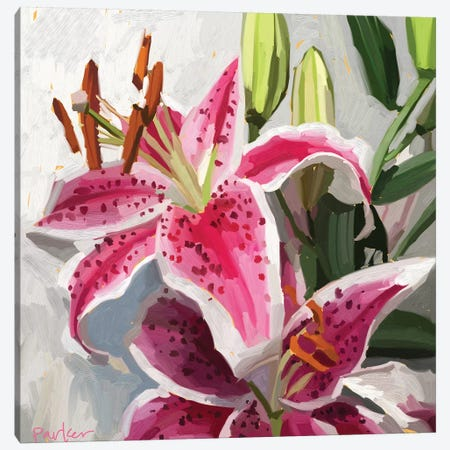 Pull Me In Close Canvas Print #TEP86} by Teddi Parker Canvas Art