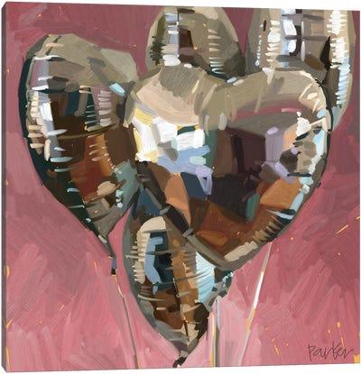 Warm Hearts Canvas Art Print