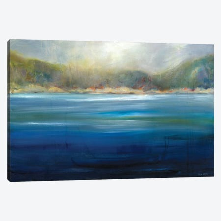 Water  Canvas Print #TES23} by Teresa Smith Canvas Wall Art