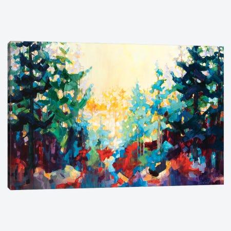 Wilderness  Canvas Print #TES26} by Teresa Smith Canvas Art Print