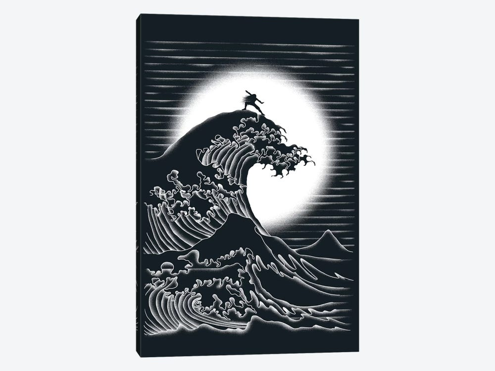 Waterbending by Tobias Fonseca 1-piece Art Print