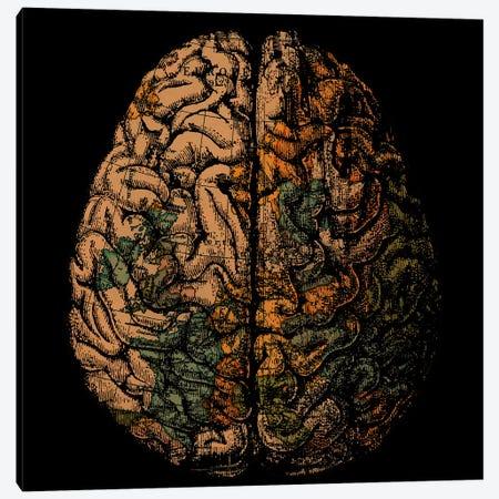 Always On My Mind Canvas Print #TFA111} by Tobias Fonseca Art Print