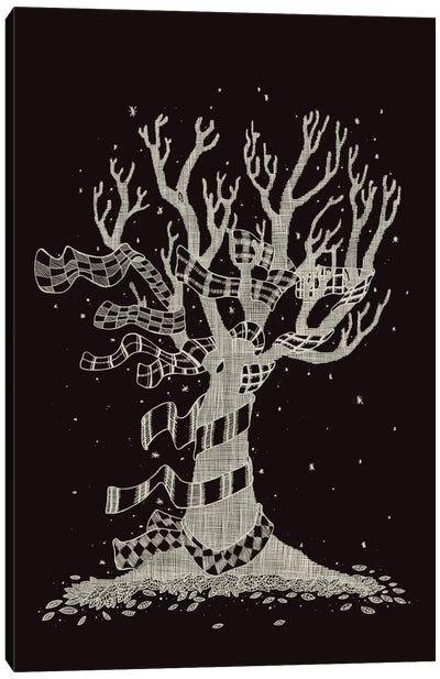 Ready To Winter Canvas Art Print