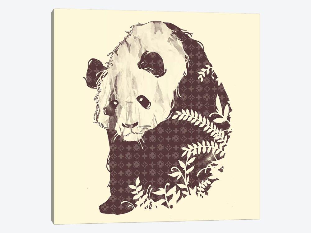 Brand New Panda by Tobias Fonseca 1-piece Canvas Artwork