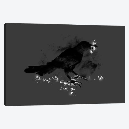 Broken Strings Canvas Print #TFA121} by Tobias Fonseca Canvas Art