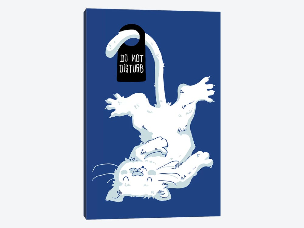 Do Not Disturb by Tobias Fonseca 1-piece Art Print