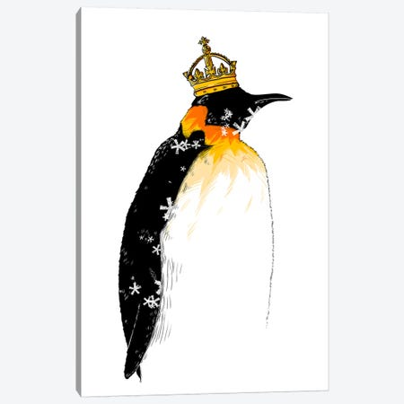Emperor Canvas Print #TFA141} by Tobias Fonseca Canvas Wall Art