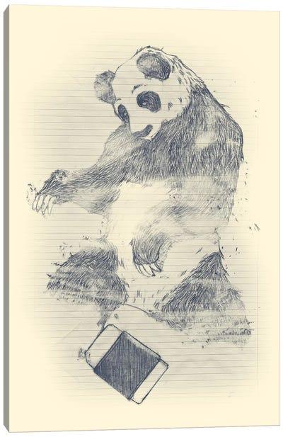 Endangered Canvas Print #TFA142