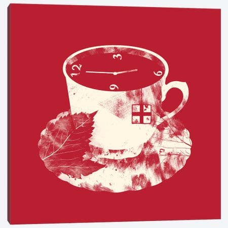 English Tea Canvas Print #TFA144} by Tobias Fonseca Art Print