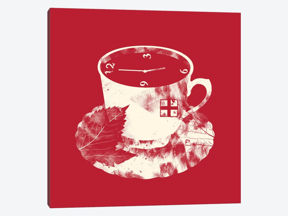 English Tea by Tobias Fonseca 1-piece Canvas Wall Art