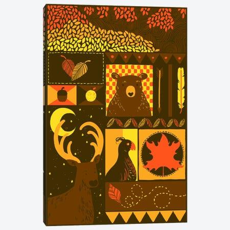 Fall Rectangle Canvas Print #TFA148} by Tobias Fonseca Canvas Artwork