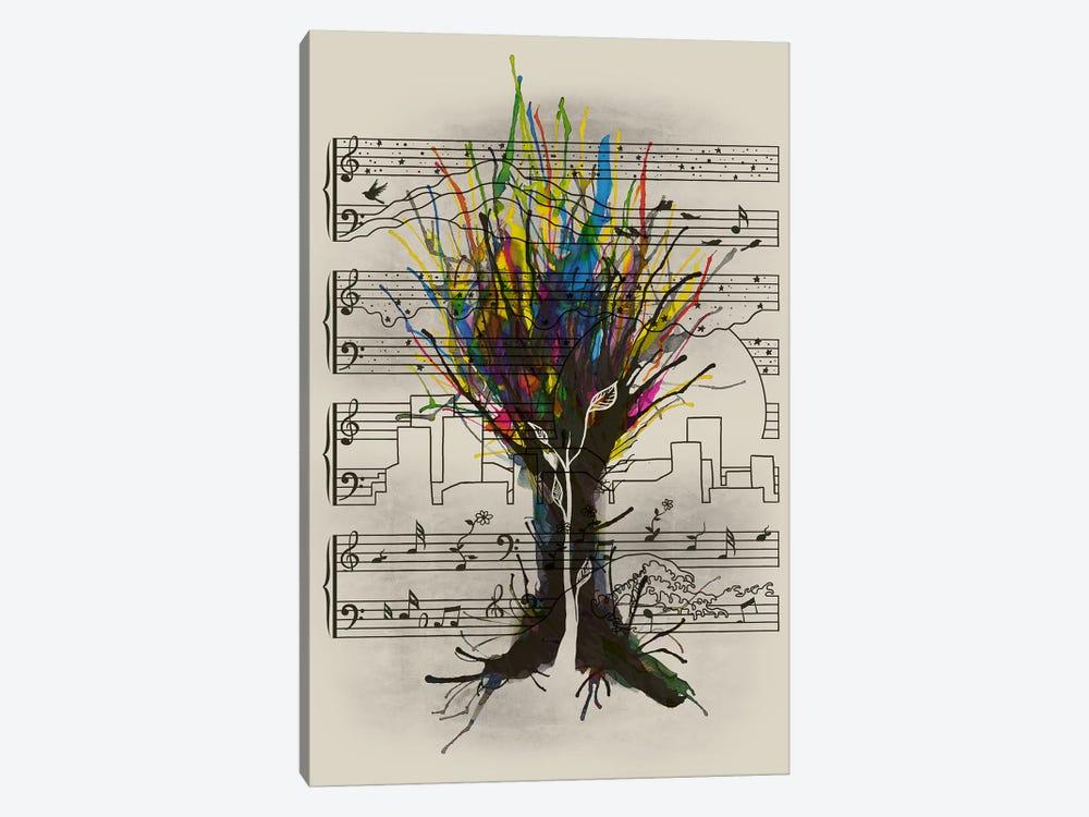 Ink Chord by Tobias Fonseca 1-piece Art Print