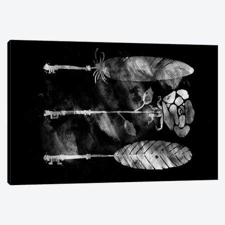 Keys To Nature Canvas Print #TFA182} by Tobias Fonseca Canvas Wall Art