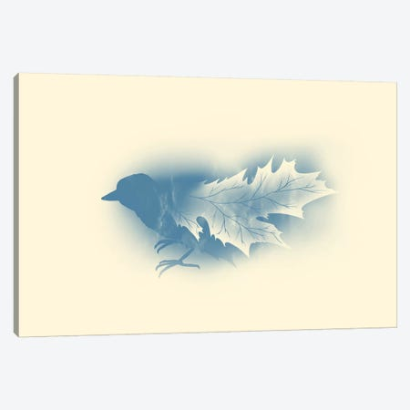 Leaves Canvas Print #TFA183} by Tobias Fonseca Canvas Artwork