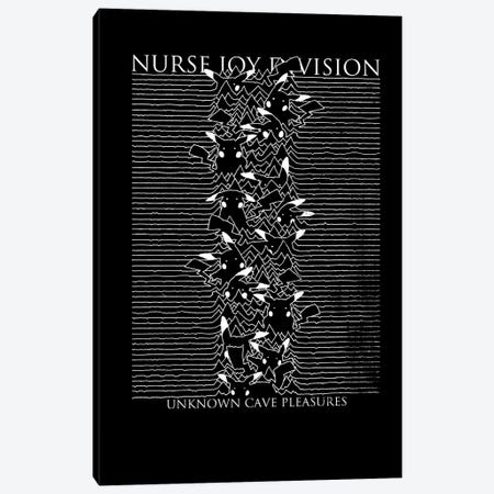 Nurse Joy Division Canvas Print #TFA204} by Tobias Fonseca Canvas Art