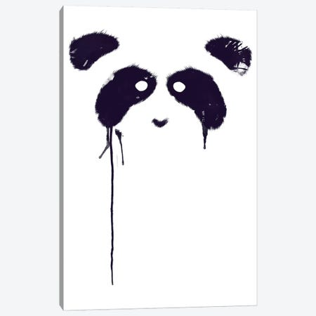 Panda Canvas Print #TFA209} by Tobias Fonseca Art Print