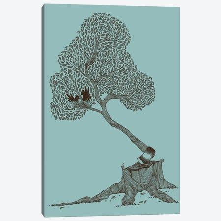 Spirit Indestructible Canvas Print #TFA20} by Tobias Fonseca Canvas Artwork