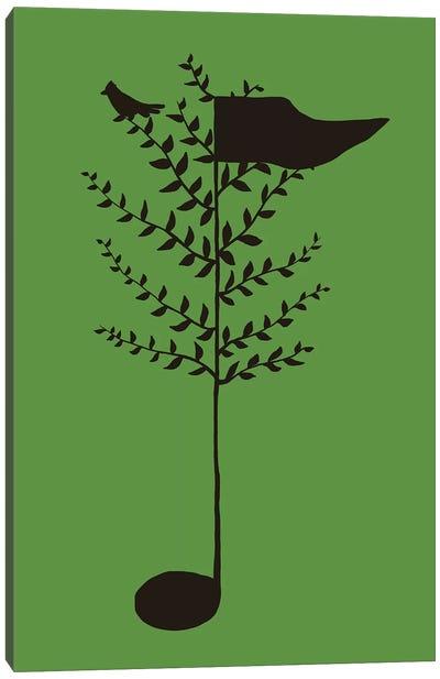 Seed Canvas Art Print