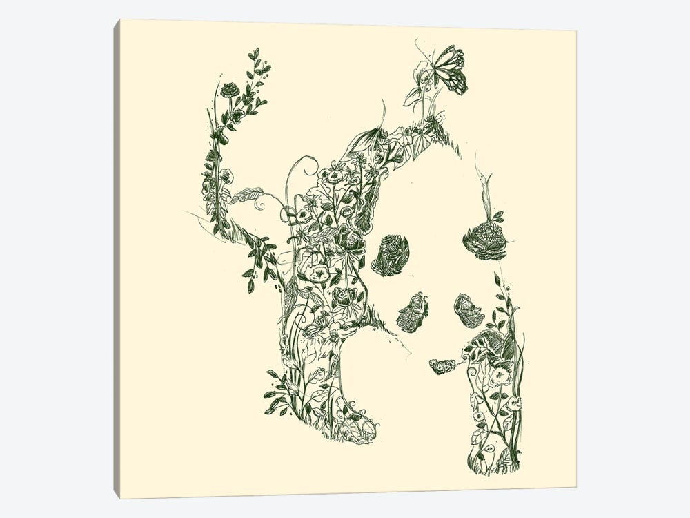 Sketch Of Nature by Tobias Fonseca 1-piece Canvas Print