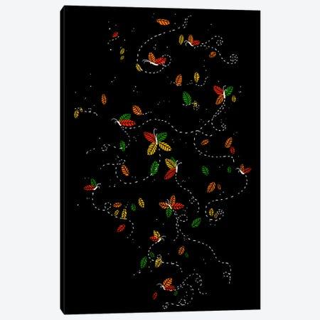 Spirits Of Seasons Canvas Print #TFA234} by Tobias Fonseca Art Print